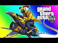 GTA5 Online Funny Moments - The New Oppressor Mk2 and Other Gadgets!