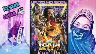 🎤🎼 Lordi Cover Up to No GOOD *Happy birthday Amen*| #RunnerKB 🎸🎹