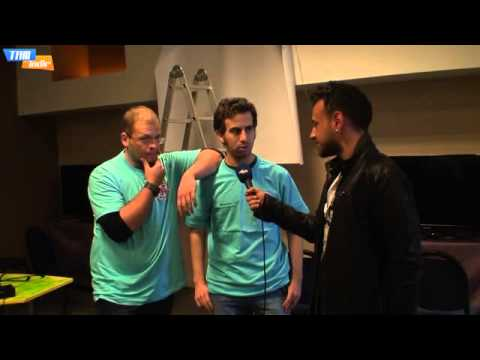 Tamindir İzmircon 2013 Oyuncular Kulübü Röportajı (Deniz ve Uluç)