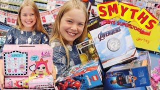 Anything You Can Carry I'll Pay For Smyths Toy Superstore Challenge | Patiences Magical Toy Emporium