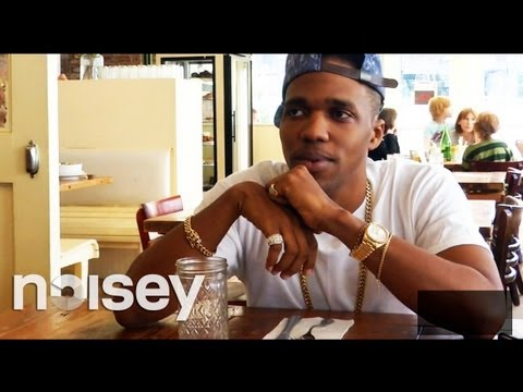 Curren$y On Working With Wiz Khalifa - Noisey Meets Curren$y 2 Of 3