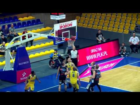 Anthony Hickey Highlights , Asseco Gdynia