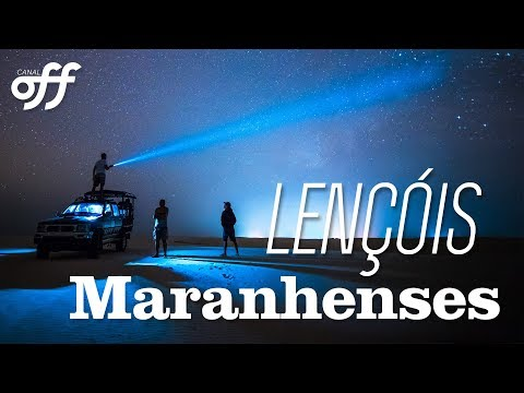 Lençóis Maranhenses com Reno Romeu e JD Edde | Kite Extremo | Canal Off