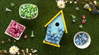 Hershey's - Easter Craft - Hershey's Kisses Birdhouse