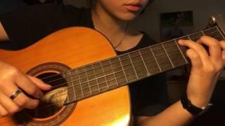 Bác xe ôm (Trang) - Guitar solo