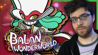 I Beat Balan Wonderworld 100% and Read the Novel so you don't have to