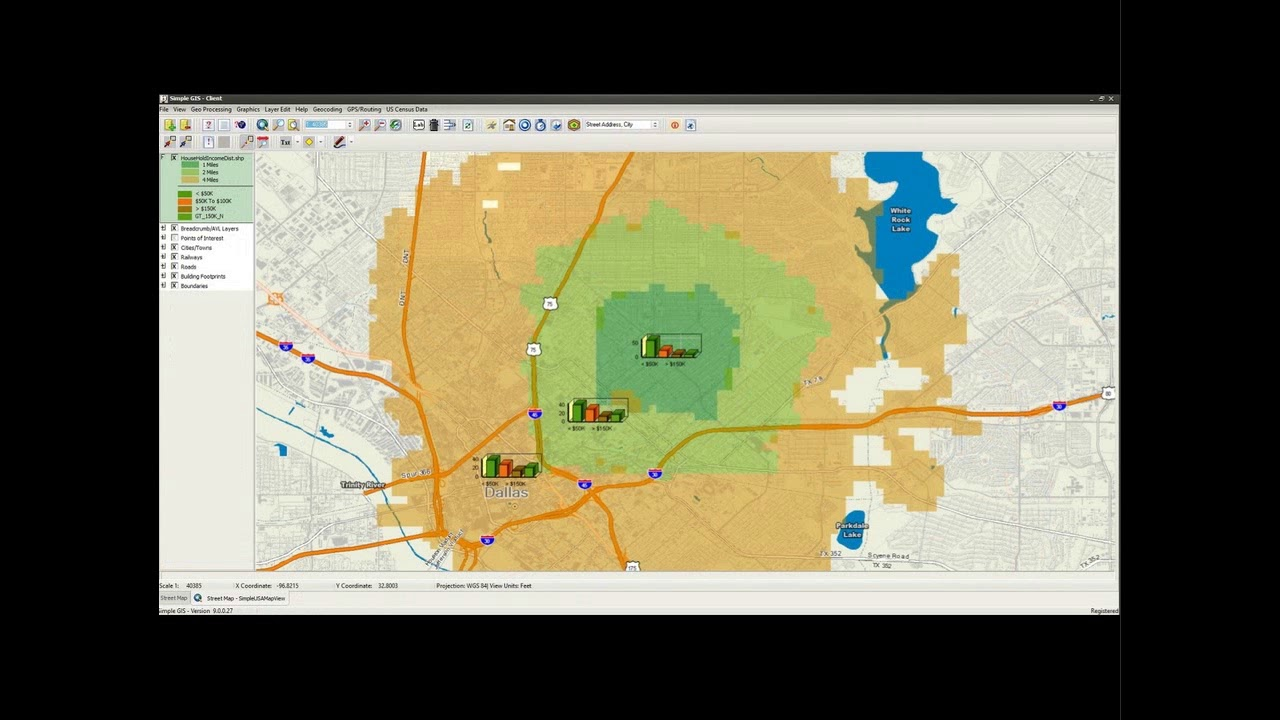 Simple GIS - Easy, Affordable Desktop GIS on free weather, free real estate, free gps, free energy, free human resources, free network mapping, gps mapping, free home,