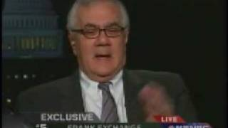 Countdown: Barney Frank on the Bailout