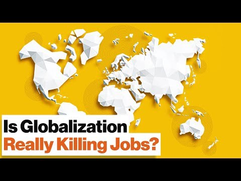The Truth About Job-Taking Machines, Globalization, And Mexican Trade | Robert Kaplan