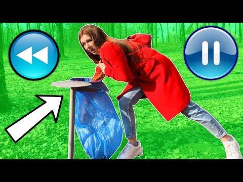 Роюсь в мусорке! 24 часа Пауза челлендж! Много новых кнопок на пульте! 🐞 Afinka