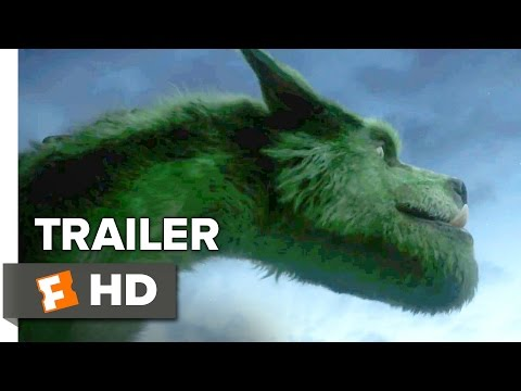 Pete's Dragon Official Trailer #1 (2016) - Bryce Dallas Howard Movie HD streaming vf