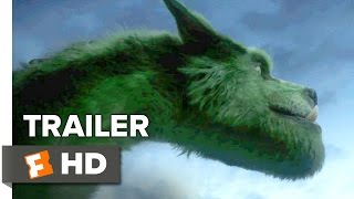 Pete's Dragon Official Trailer #1 (2016) - Bryce Dallas Howard Movie HD