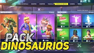 *PACK DINOSAURIOS* SURPRISE GIFT FORTNITE STORE APRIL 23