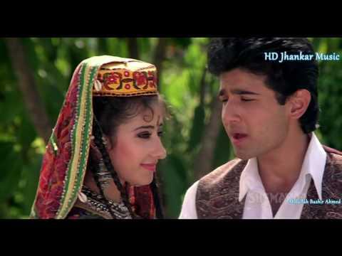 Ishq Mein Mere Rabba ( Sanam -1997 ) HD HQ Jhankar  Song | Alka Yagnik, Kumar Sanu |