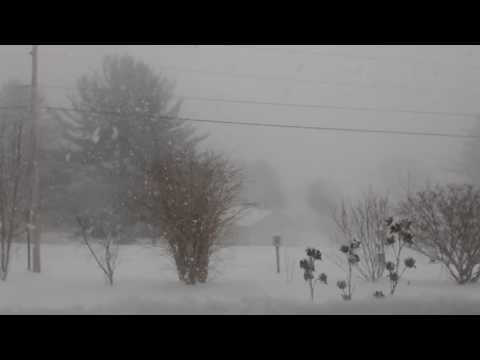 """Spring"" in Vermont ft. Winter Storm Stella"