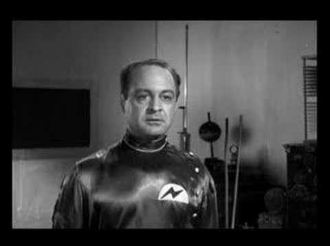 Plan 9: Your Stupid Minds!