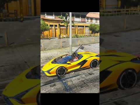 FRANKLIN LAMBORGHINI SIAN ROADSTER in GTA V || Gta V Gameplay || Axen Gaming