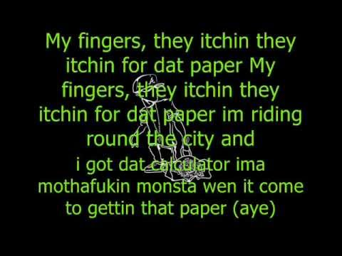 Future Itchin Lyrics