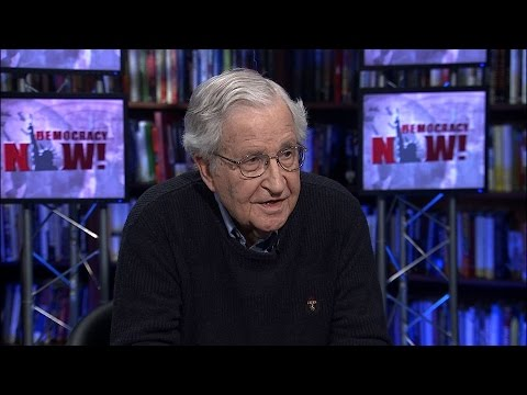 "Chomsky on Cuba: After Decades of U.S. Meddling & ""Terrorism,"" Restoring Ties is Least We Could Do"