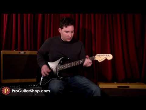 Fender American Special HSS