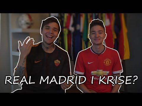 REAL MADRID I KRISE?