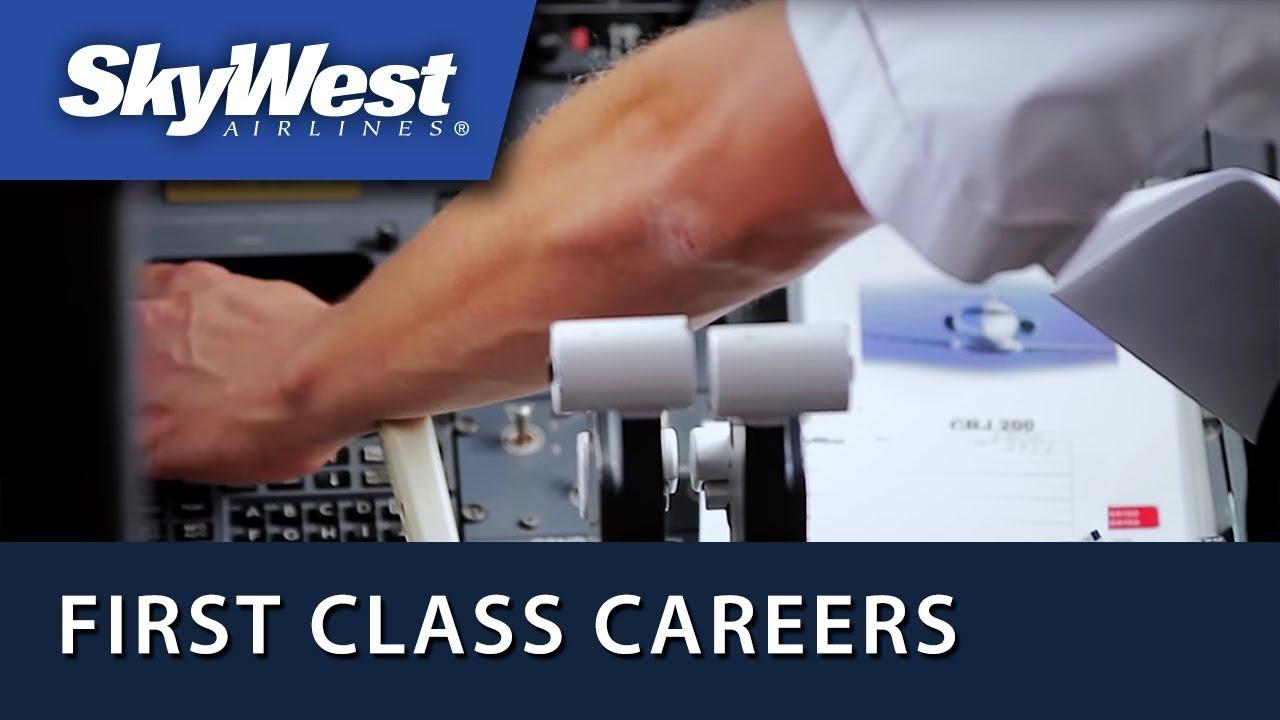 Careers » SkyWest Airlines