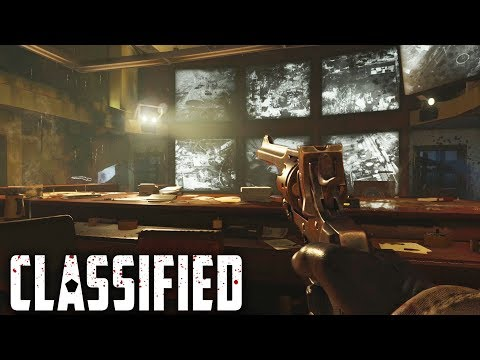 """BLACK OPS 4 ZOMBIES """"CLASSIFIED"""" GAMEPLAY WALKTHROUGH! (Call of Duty Black Ops 4 Zombies)"""