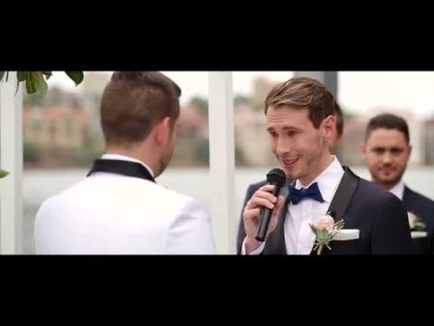 """Our Dream Wedding Day - Benjamin & Michael say """"I Do"""""""