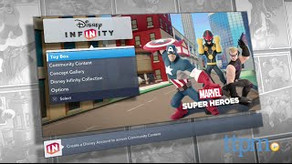 Disney Infinity: Marvel Super Heroes (2.0 Edition) Video Game Starter Pack from Disney Interactive