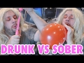 Drunk vs Sober Challenge