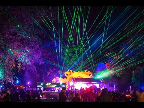 ENCHANTED FOREST GATHERING 2017 - GALACTIC AFTERMOVIE
