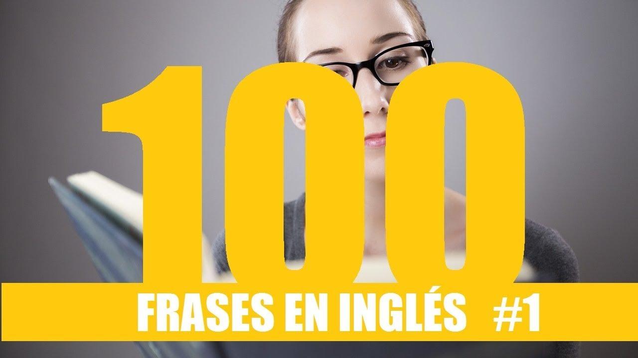 100 Frases Básicas En Inglés Para Principiantes 1