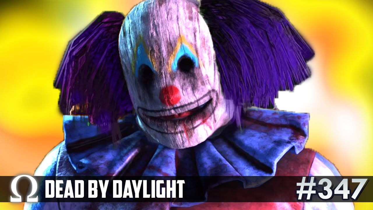 She's not DOWN with the CLOWN! ☠️ | Dead by Daylight DBD Resident Evil Nemesis / Clown / Spirit