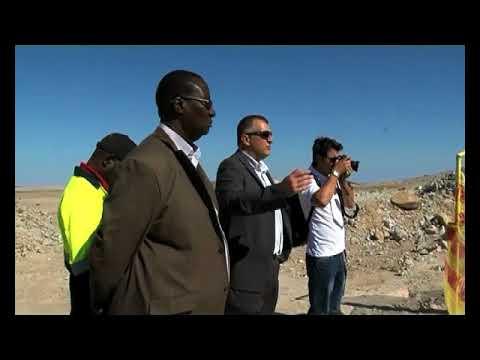Mining Company Revives Abandoned Lead And Zinc Mine Near Swakopmund-NBC