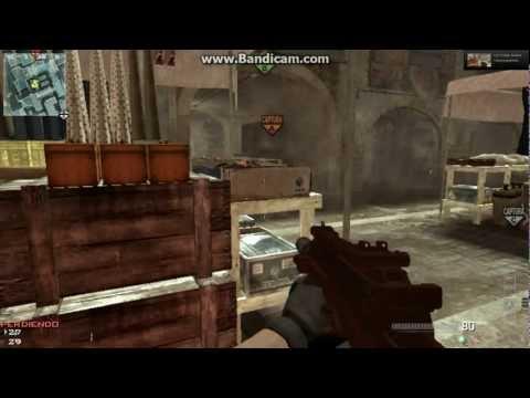 """Call of Duty MW3 """"Trucos Cuchillo Arrojadizo"""" Episodio #4 Seatown"""