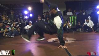 Top 16 Footwork | Footwork Battle | Floor Gangz Anniversary | Pro Breaking Tour | BNC