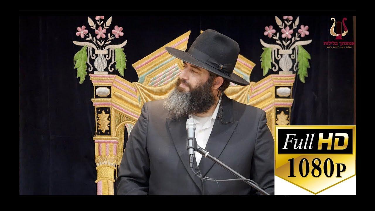 הרב רונן שאולוב - חנוכה תשע״ט - אהבת היהדות התורה וישראל !!! בית שמש 27-11-2018