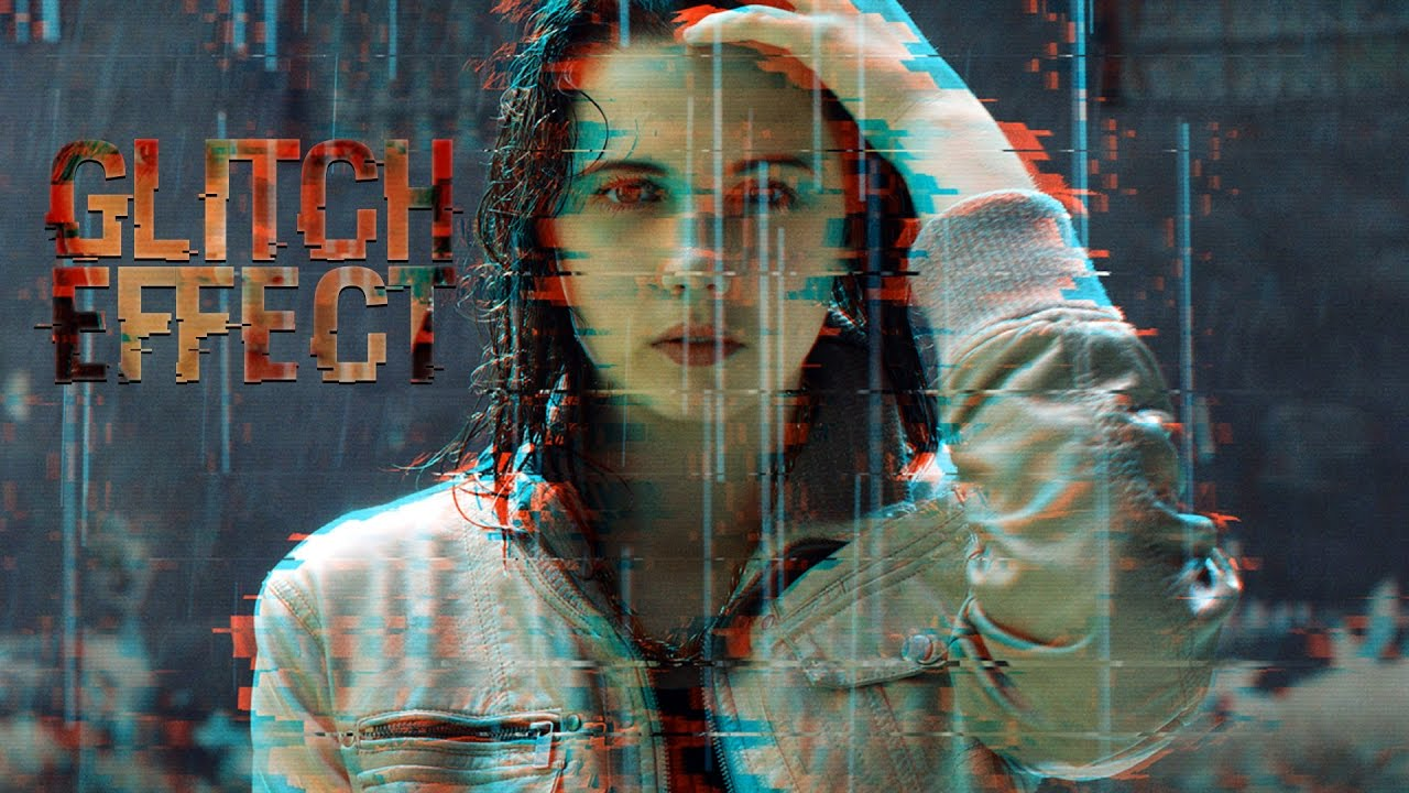 Free Glitch Effect PSD Photoshop Action Kit - Creativetacos