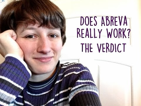 Does Abreva Really Work? -- THE VERDICT