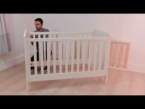 Sienna Cot Bed – How To Assemble