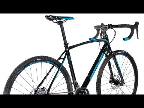 Merida Cyclo Cross 300 и 500 - стоит ли разница того?