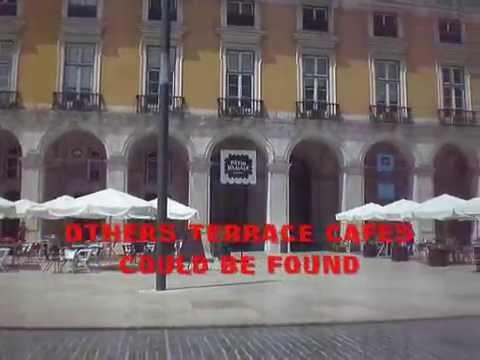 LISBON GUIDE - Praça do Comércio