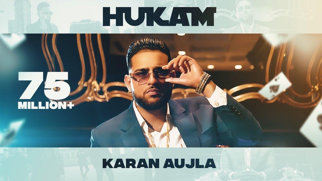 Hukam (Full Video) Karan Aujla I Latest Punjabi Songs 2021 I Rehaan Records