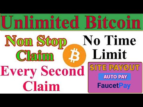 Highest Paying Bitcoin Faucet | BTC Satoshi ||  Non Stop Claim | Instant Payment On Faucetpay 2021!