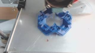 Reprap contest High speed test 32 min with owa 3D filament