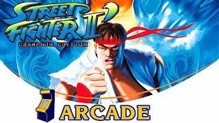 【TAS】 Street Fighter II' - Champion Edition - ( Blanka ) ( ARCADE ) (CAPCOM)