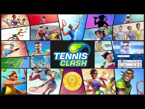 Tennis Clash | Полный обзор | Фишки игры | Full Review | Tricks And Tips