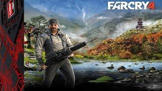 Far Cry 4 Ultra 2x MSAA R9 290 Test