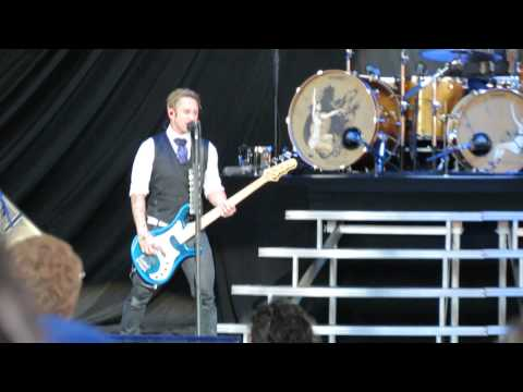 SHINEDOWN - Second Chance - Toronto - Molson Canadian Amphitheatre - Jul. 26, 2013