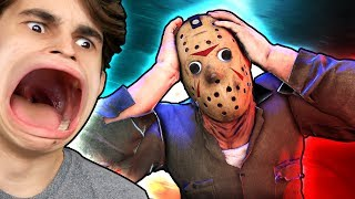 JASON RIPS EYES OUT! - Friday The 13th (Gameplay & Funny Moments)